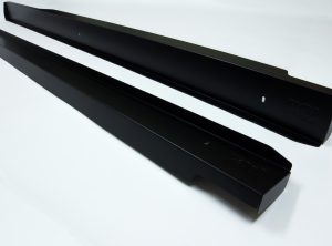 Aluminum Side Skirts