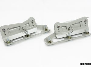 Quick Disconnect Splitter Brackets – 01-06 RSX / 01-05 Civic