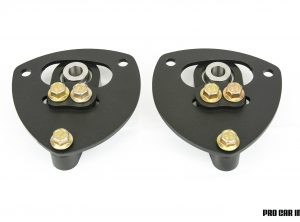 TH-RSX-F1 (STRUT ADJUSTABLE CAMBER PLUS CASTER SPHERICAL FRONT TOP HAT SET 02-06 DC5/RSX 01-05 CIVIC)